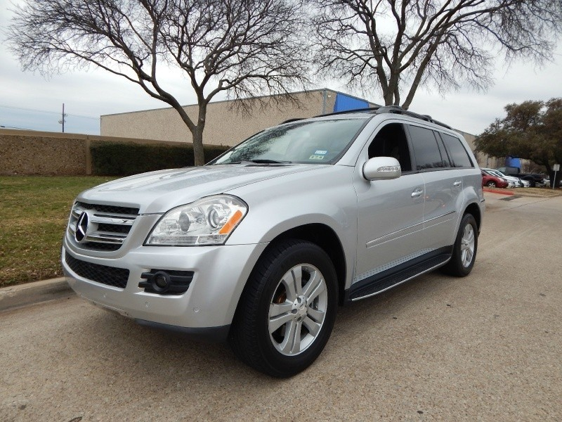 2008 Mercedes GL320 4MATIC 4dr 30L CDI 2008 Mercedes-Benz GL320 4MATIC 30L CDI TURBO DIESEL fully