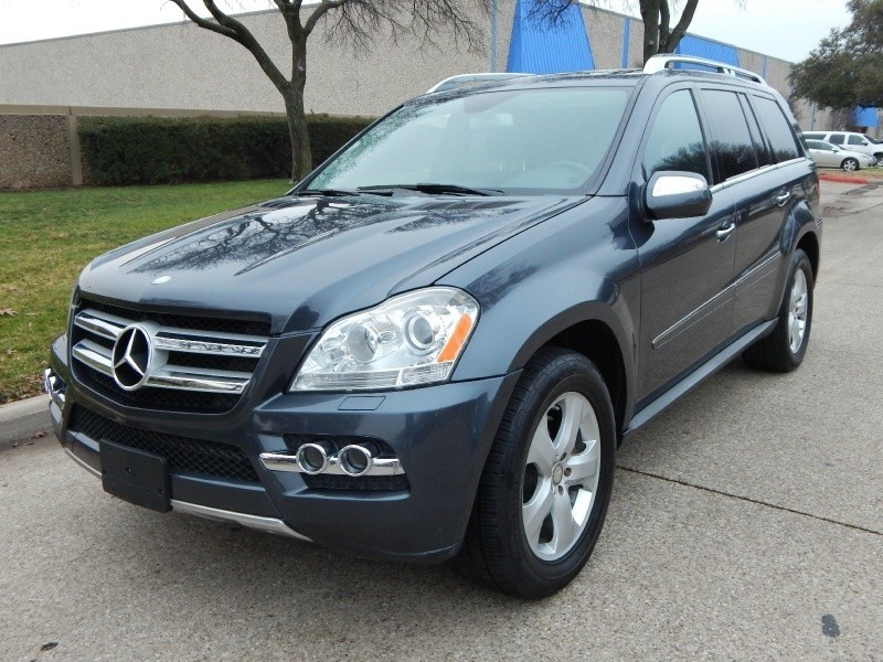 2010 Mercedes GL-Class 4MATIC 4dr 46L 2010 Mercedes-Benz GL450 4MATIC V8 46L NAVIGATION REAR VI