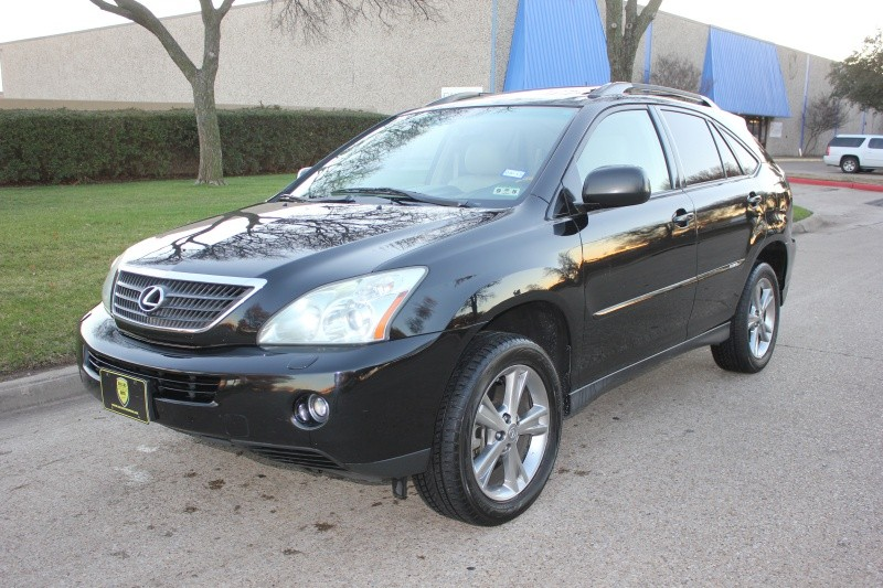 2007 Lexus RX 400h FWD 4dr Hybrid 2007 Lexus RX 400h Hybrid Navigation Rear view Camera heated