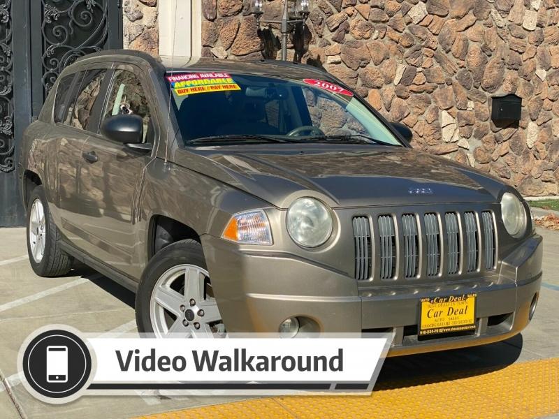 2007 jeep compass sport 4dr suv cars - sacramento, ca at geebo