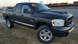 Dodge 1500 4WD Quad Cab 140.5