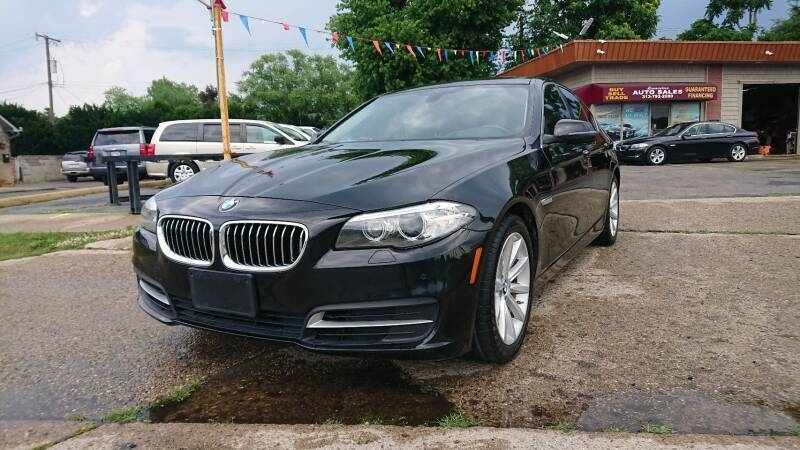 2014 bmw 5 series 535d 4dr sedan cars - dearborn heights, mi at geebo