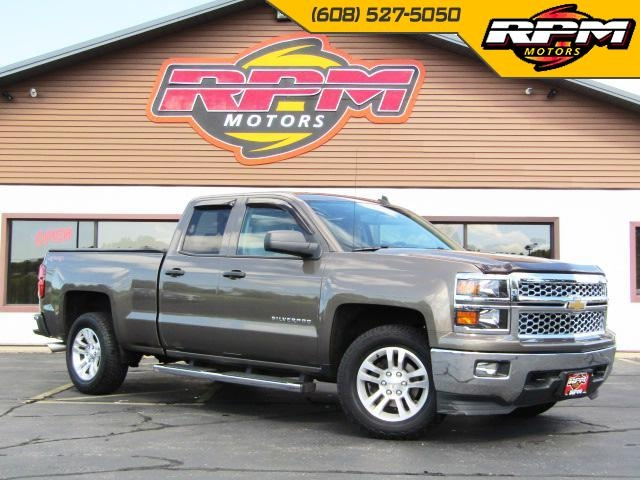 2014 chevrolet silverado 1500 4wd double cab 143.5 lt w 1lt cars - new glarus, wi at geebo