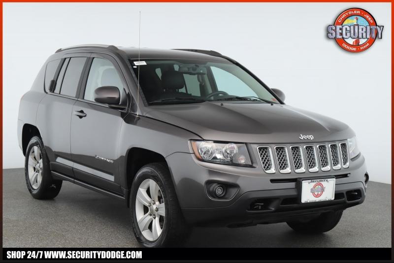2014 jeep compass latitude 4x4 cars - amityville, ny at geebo