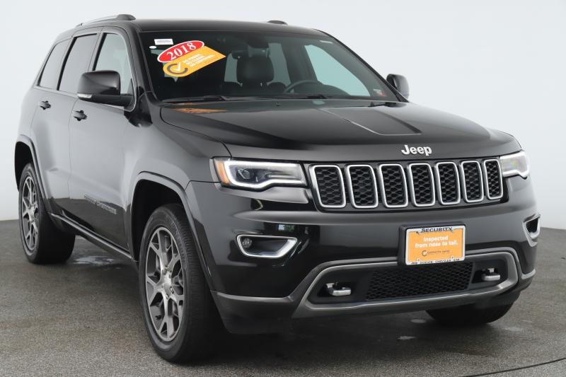 2018 jeep grand cherokee limited 4x4 cars - amityville, ny at geebo