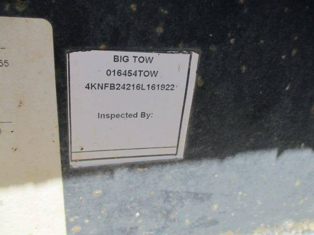 2006 Big Tow Trailer Be 10 Be 10 Flatbed 6 999 Manteca
