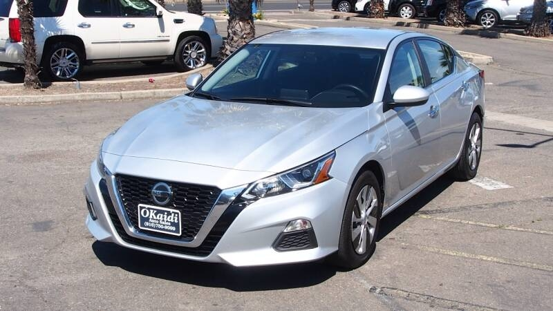 2019 nissan altima 2.5 s 4dr sedan cars - sacramento, ca at geebo