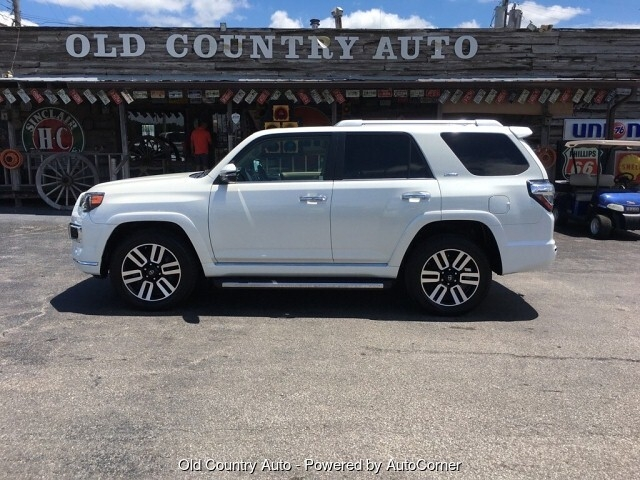 2018 toyota 4runner limited cars - jackson, tn at geebo