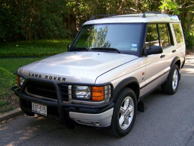 2001 land rover discovery series ii 4dr wgn se gold white 2001 land rover discovery car for. Black Bedroom Furniture Sets. Home Design Ideas