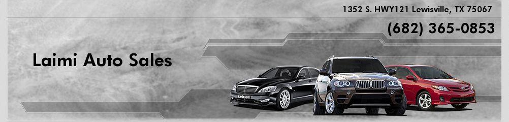 Laimi Auto Sales. (682) 365-0853