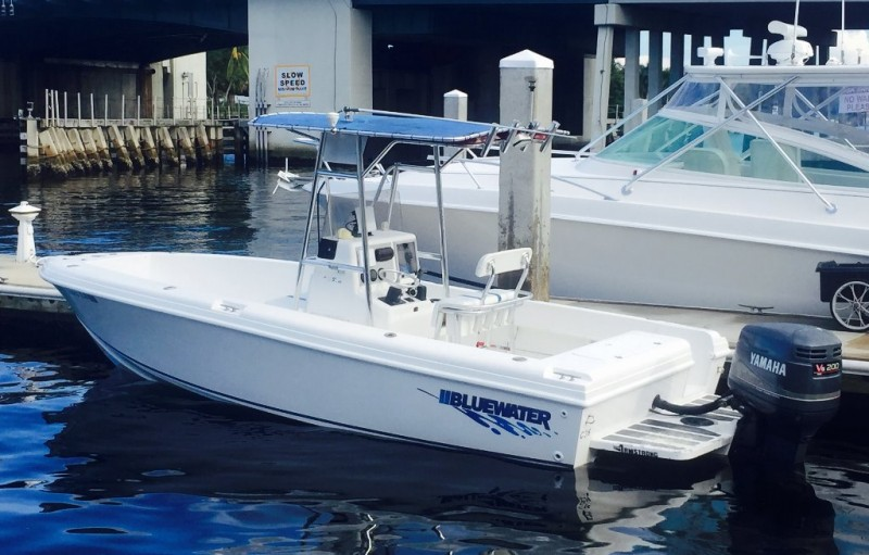 Bluewater Sportfishing Boats 2150 1999