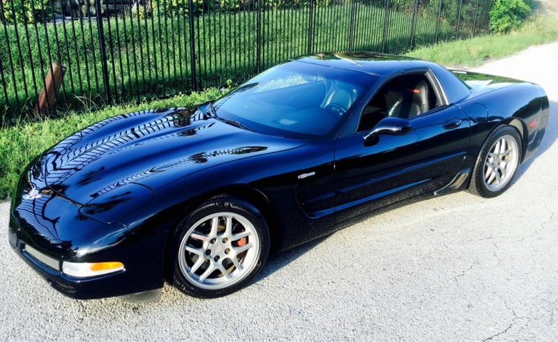 Chevrolet Corvette Z06 CUSTOM 500 HP!!! 2003