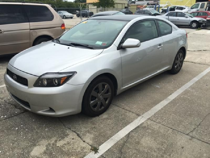 2008 scion tc silver 2008 scion tc car for sale in orlando fl 4307882265 used cars on. Black Bedroom Furniture Sets. Home Design Ideas