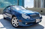 Mercedes C320 Coupe 46k Miles 2003