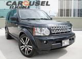 Land Rover LR4 HSE 2012