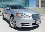 Jaguar XF Premium Luxury Sedan 2009