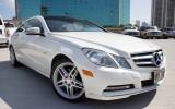 Mercedes E350 Coupe 40k Miles 2012
