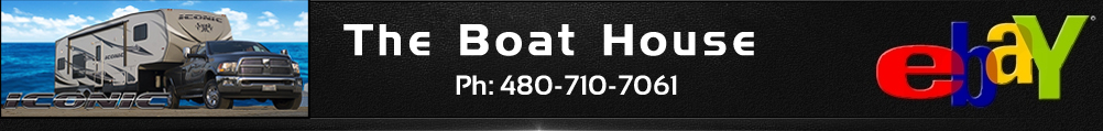 The Boat House. (480) 710-7061