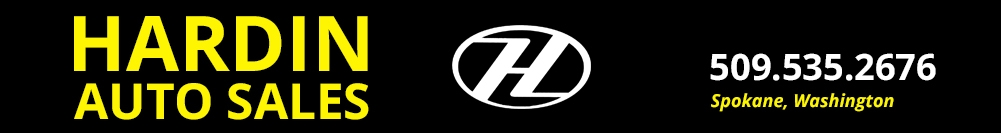 Hardin Auto Sales. (509) 535-2676