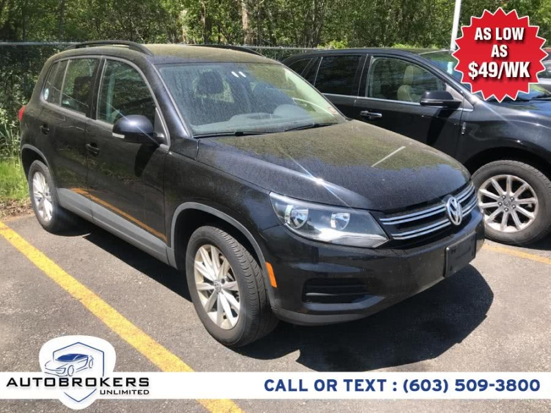 2017 volkswagen tiguan limited 2.0t 4motion cars - derry, nh at geebo