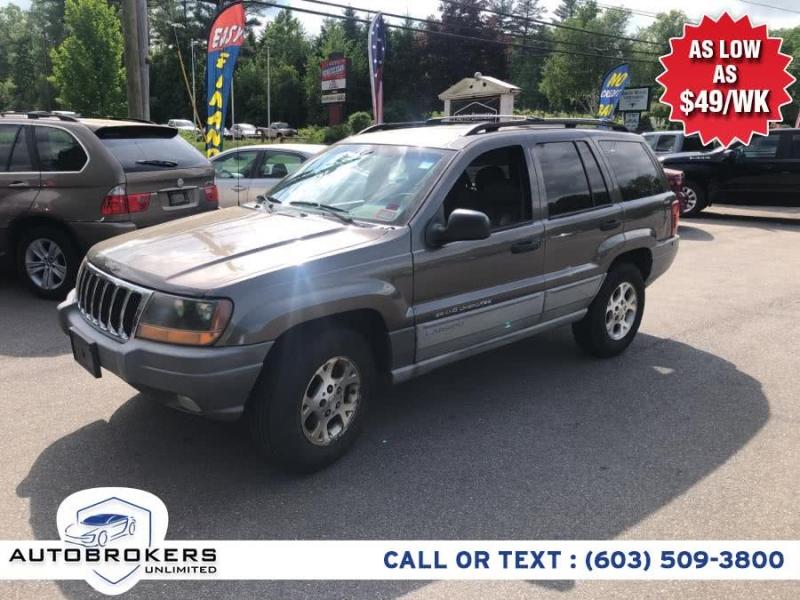 2000 jeep grand cherokee 4dr laredo 4wd cars - derry, nh at geebo