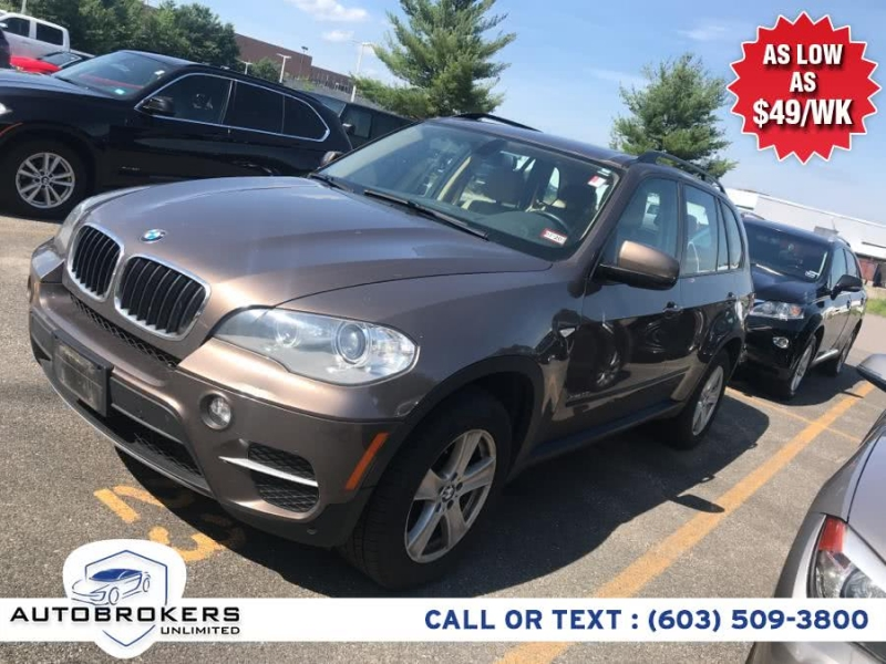2012 bmw x5 awd 4dr 35i cars - derry, nh at geebo