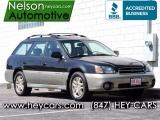 Subaru Legacy Wagon 2001