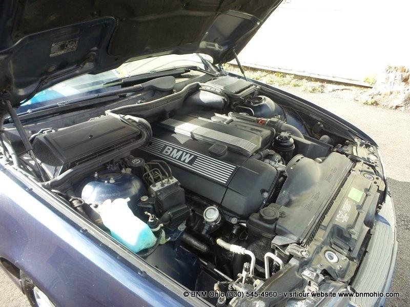 BMW Series I Dr Sdn Spd Auto BNM Auto Group - 2002 bmw 530i engine