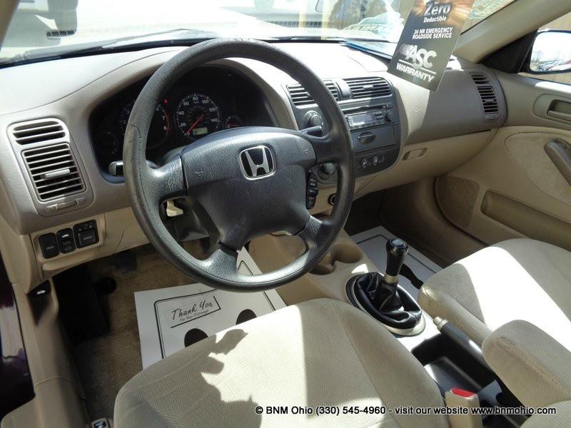 Great 2001 honda civic ex 2001 honda civic silver 4d sedan – clean.