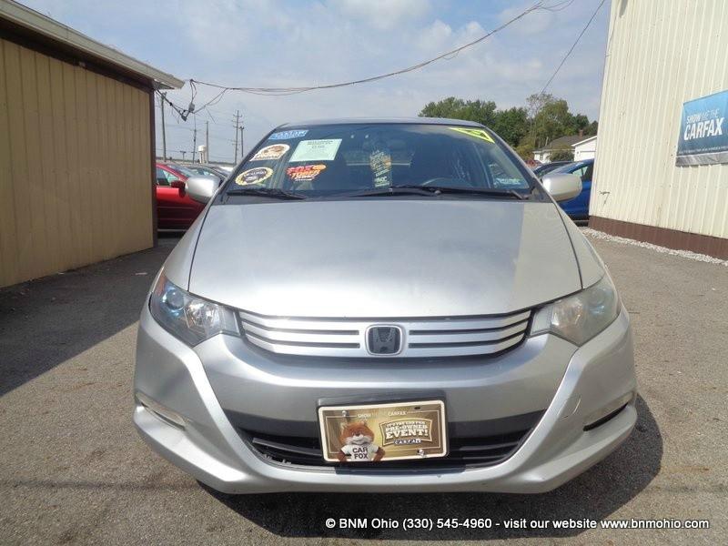 2010 Honda Insight 5dr Cvt Ex Bnm Auto Group Inventory
