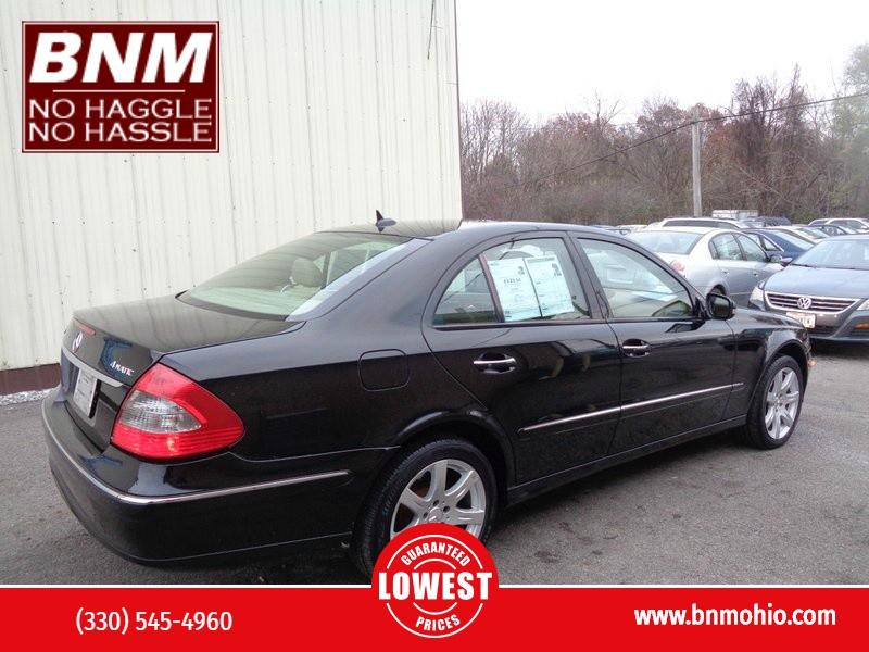 Mercedes-Benz E-Class 2007 price $5,790