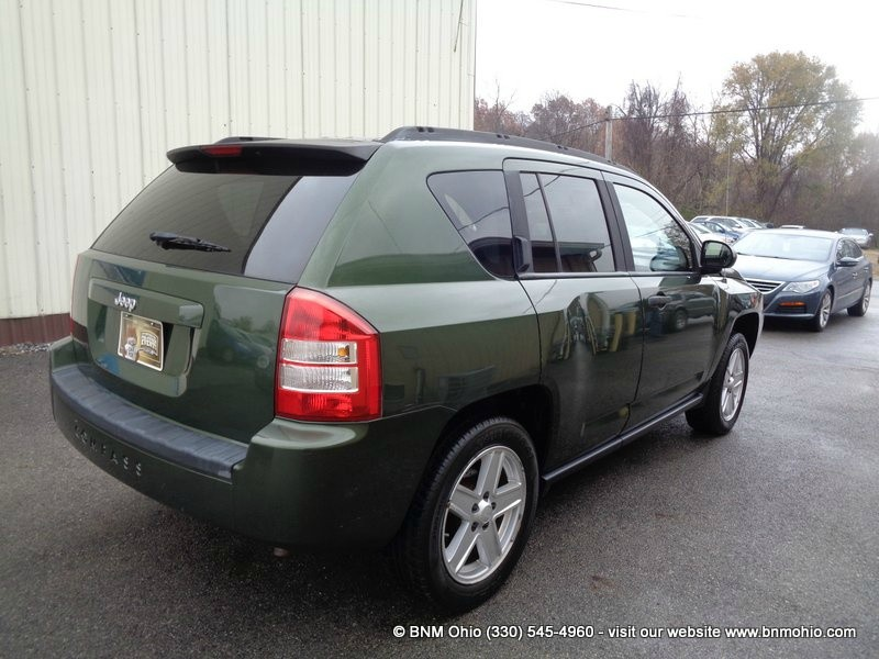 2007 Jeep Compass 2wd 4dr Sport Manual Bnm Auto Group