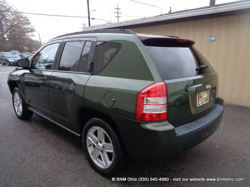 2007 Jeep Compass 2WD 4dr Sport Manual - BNM Auto Group | Inventory | Used Cars in Girard, Ohio ...