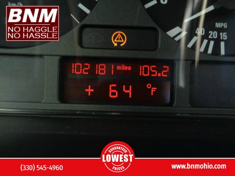 BMW 5-Series 2001 price $4,490