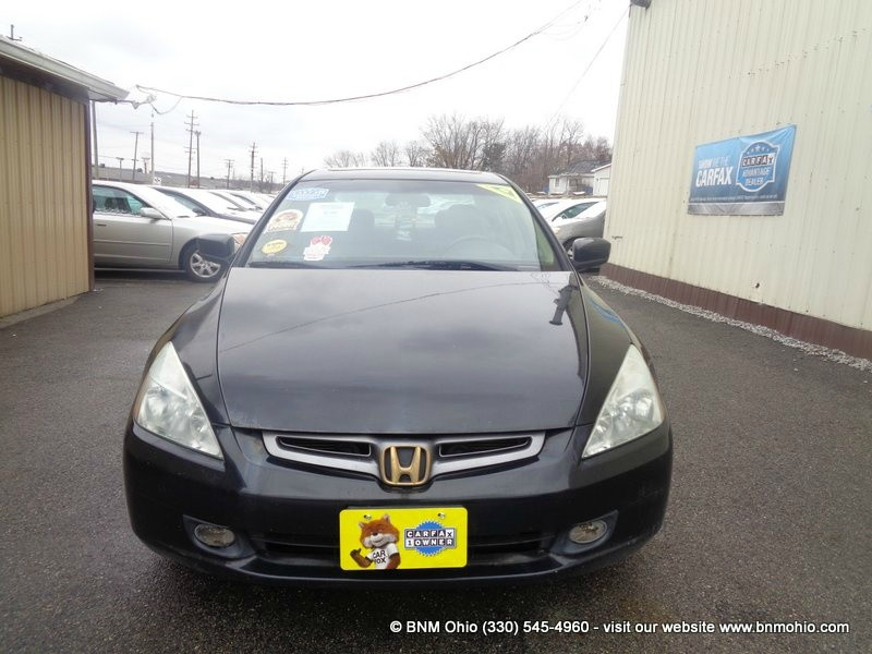 2004 Honda Accord Sdn Ex Manual W Side Curtain Airbags