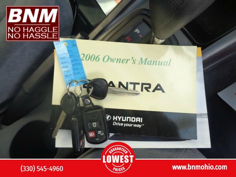 Hyundai Elantra 2006 price $3,290