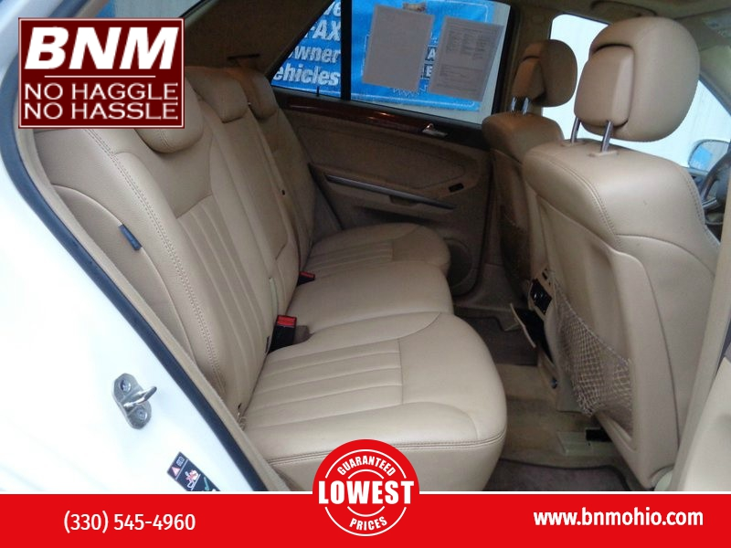 Mercedes-Benz M-Class 2008 price $5,790