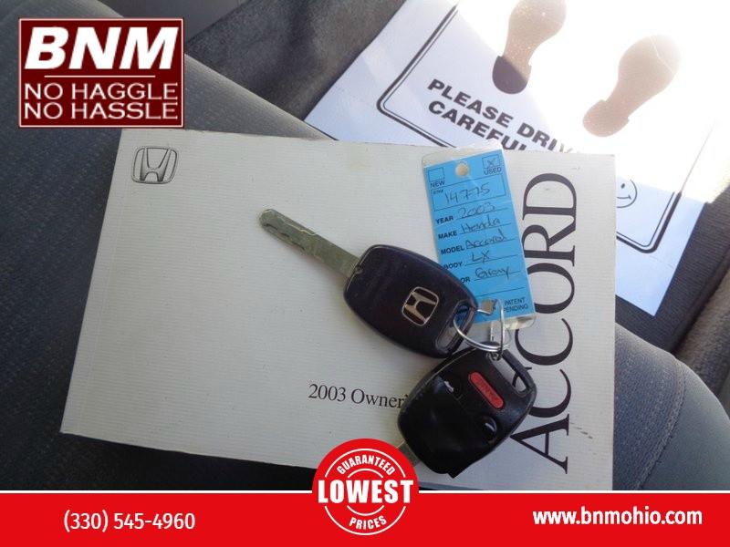 Honda Accord Sdn 2003 price $3,290