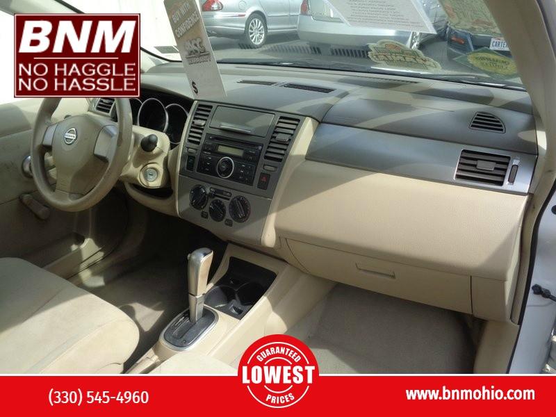 Nissan Versa 2007 price $3,290