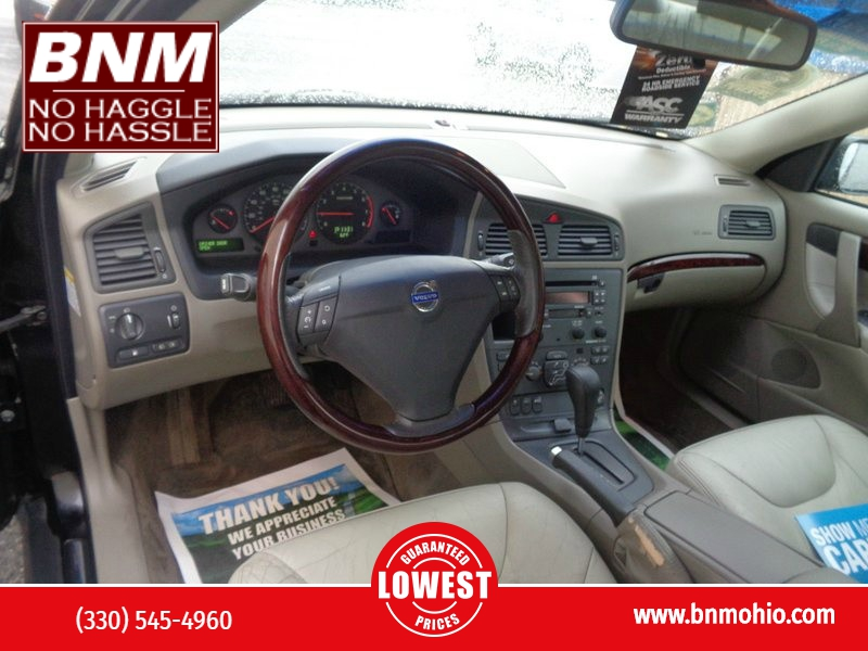 Volvo S60 2003 price $3,490