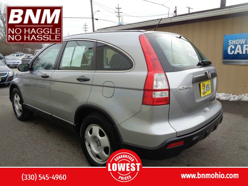Honda CR-V 2007 price $4,990