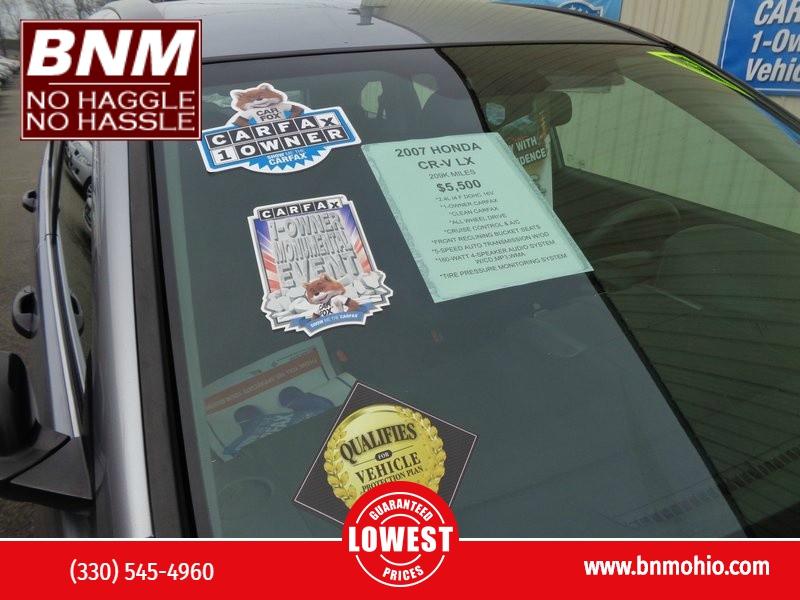 Honda CR-V 2007 price $4,990