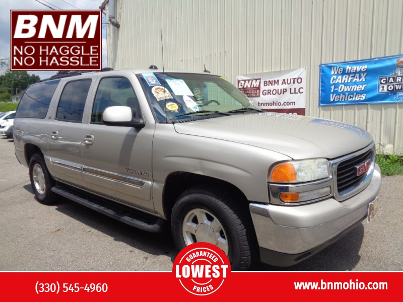 GMC Yukon XL 2004 price $4,790