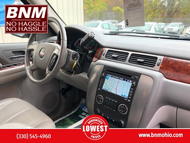GMC Yukon Hybrid 2009 price $7,490