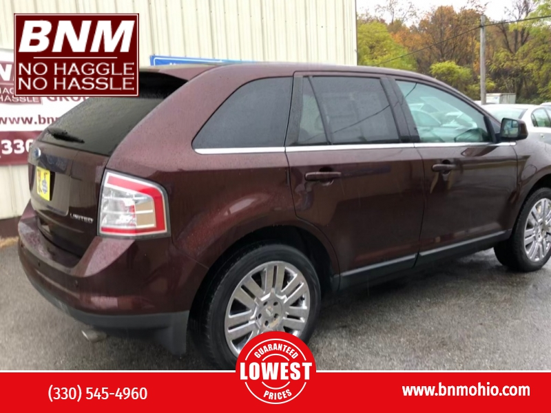 Ford Edge 2009 price $5,900