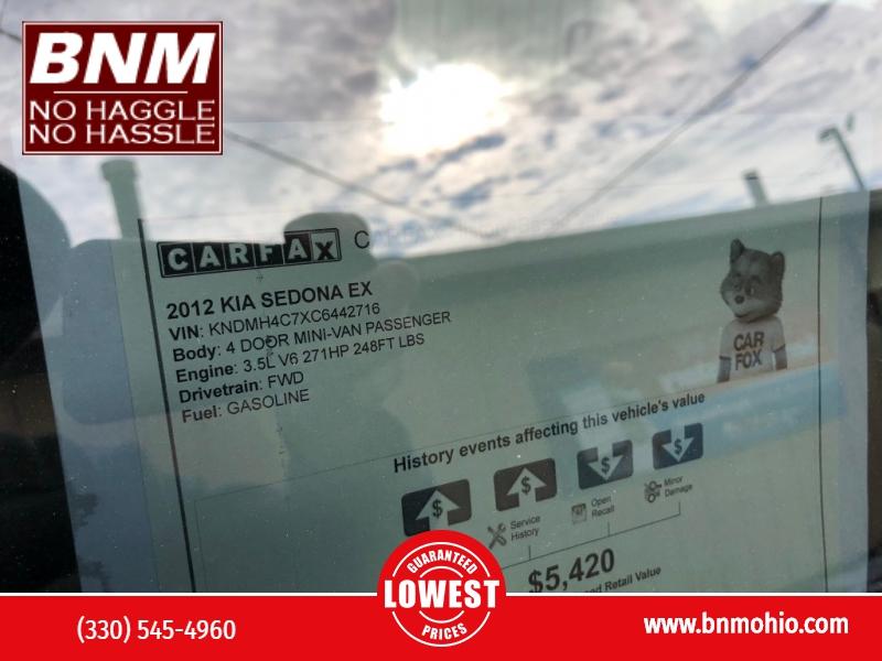 Kia Sedona 2012 price $4,900
