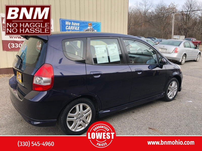 Honda Fit 2008 price $3,400