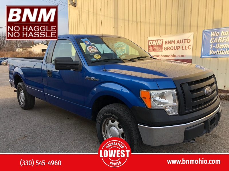 Ford F-150 2010 price $6,700