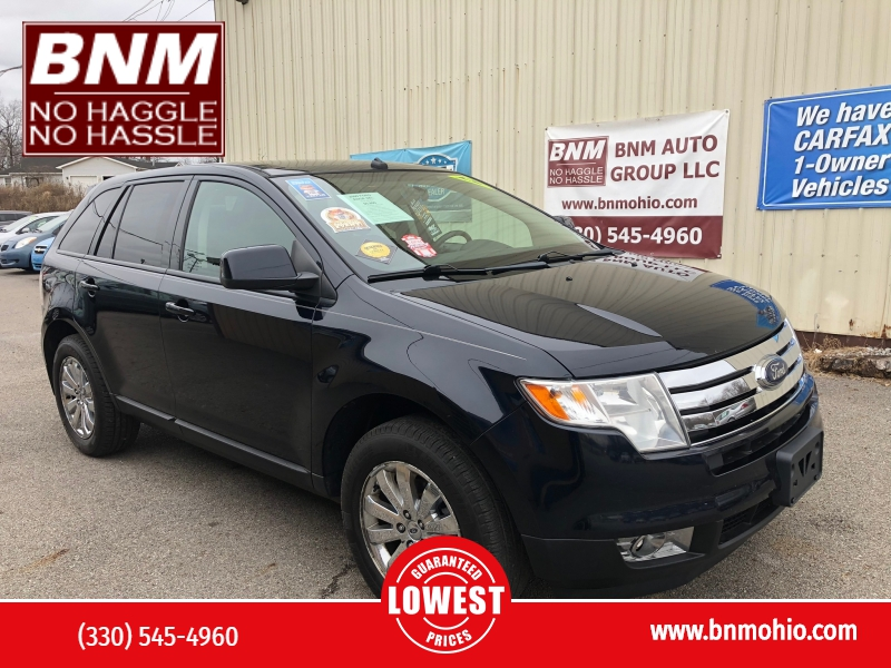 Ford Edge 2009 price $5,800