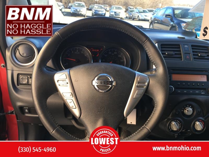 Nissan Versa Note 2014 price $4,900